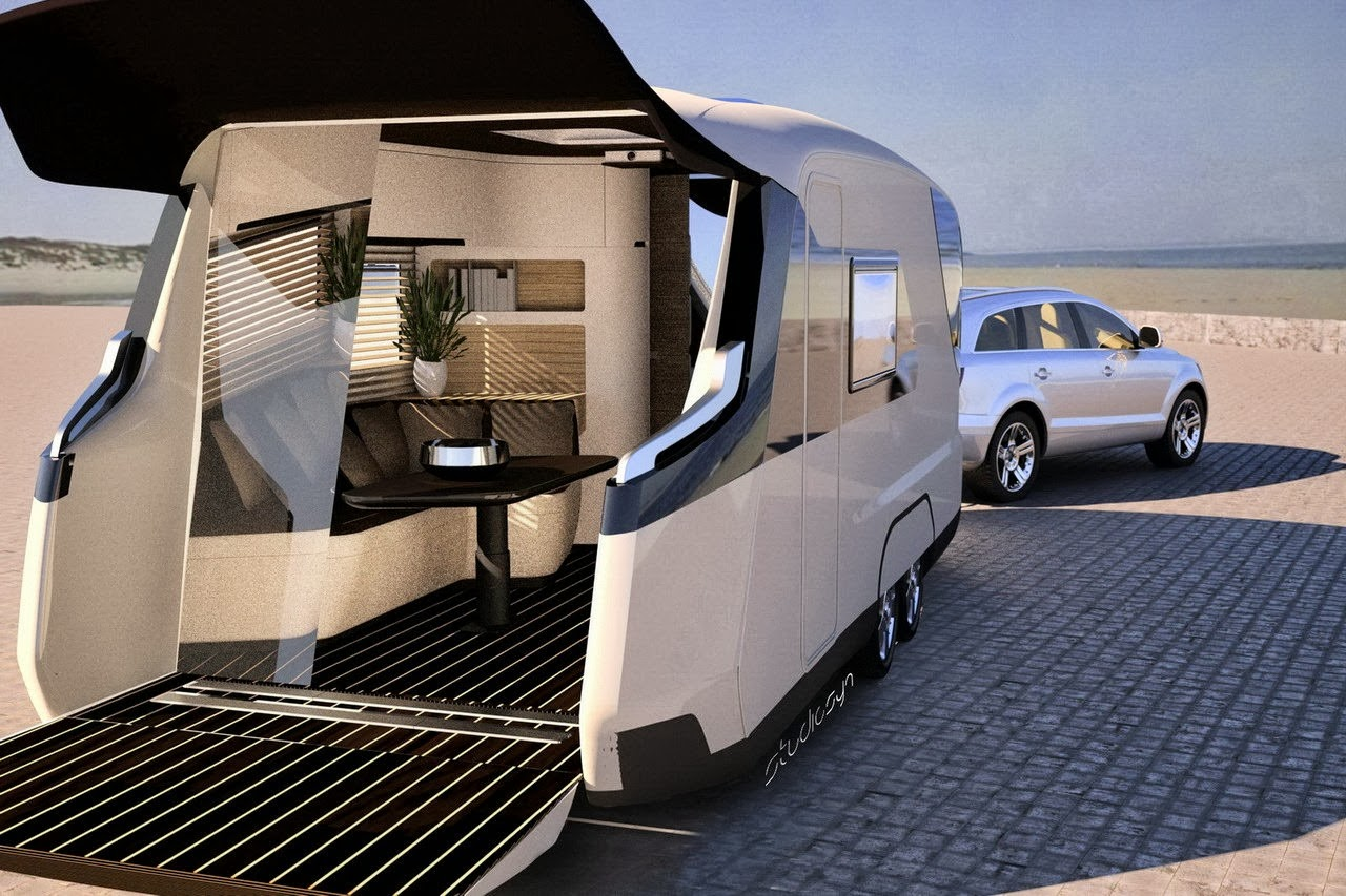 Unique Small Travel Trailer Manufacturers | HomesFeed
