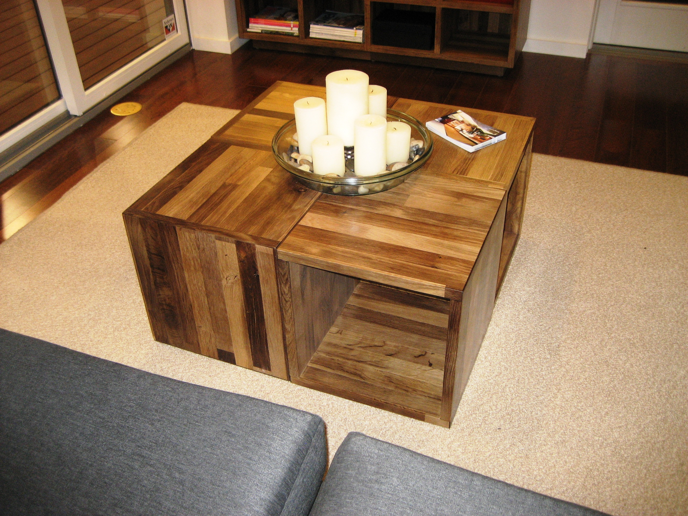 Funky Coffee Tables Create More Inviting Look to Your Living Room