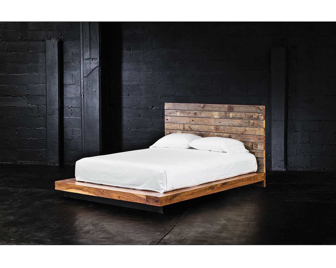 Minimalist platform bed designs and pictures homesfeed for Minimalist bed design