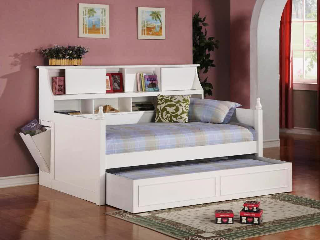 Full Daybed With Trundle: Designs And Pictures
