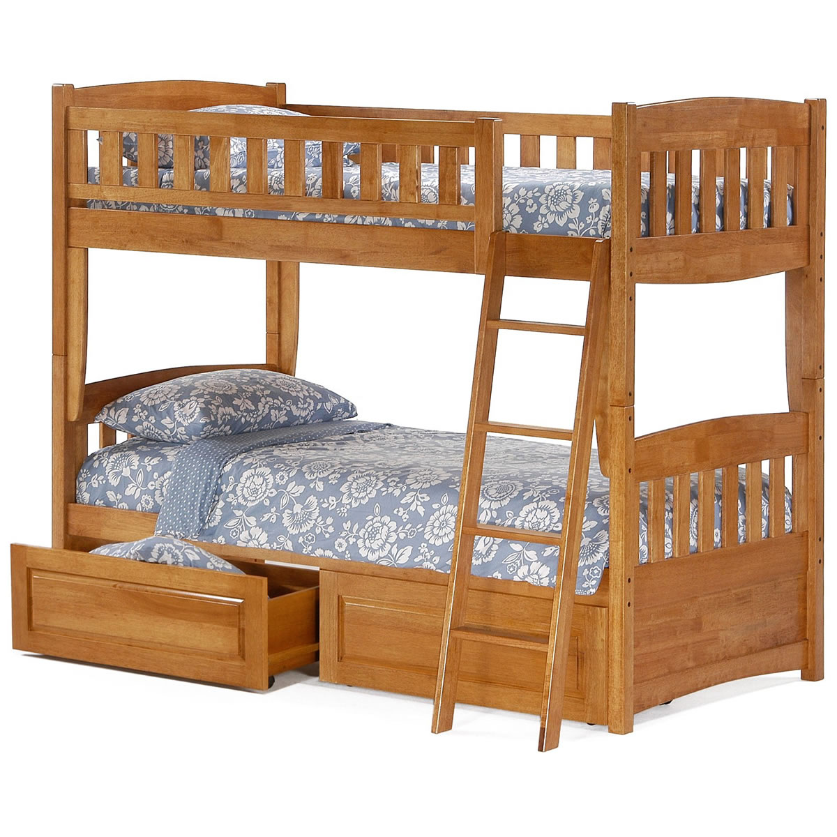 Sturdy bunk beds for adults homesfeed for Wooden bunkbeds