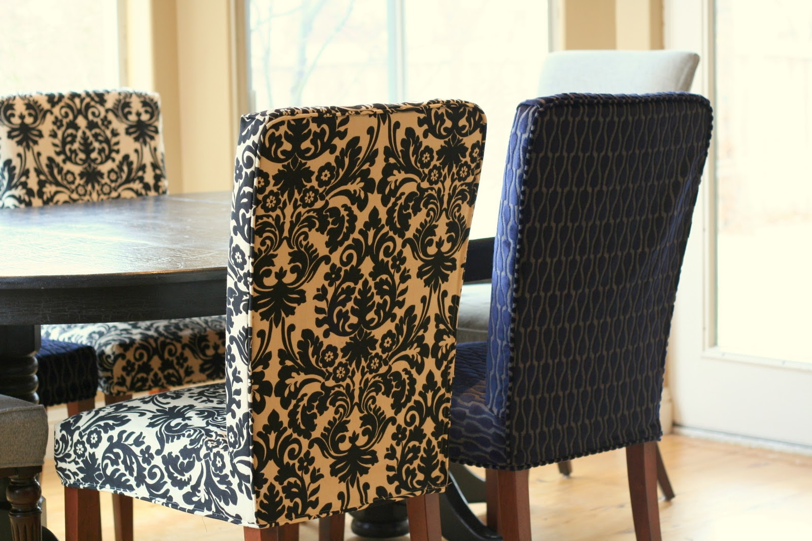 Target Dining Room Chair Perfect Parsons Chairs Target Homesfeed