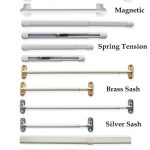 Perfect Types Of Curtain Rods Design And Size