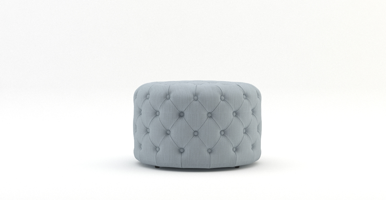 Awesome Small Round Ottoman