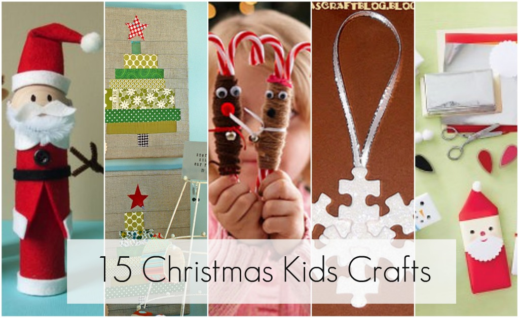 Creative christmas crafts to make at home homesfeed for Christmas decorations for kids to make at home