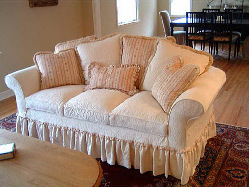Living Room Sofa Covers Pictures Gallery