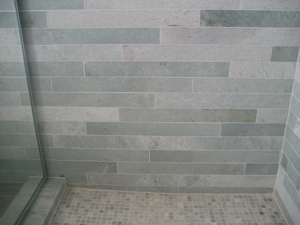 Beautiful ming green marble tile homesfeed pretty wall of ming green marble tile dailygadgetfo Choice Image