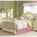 Pretty full size bed frame for toddler with white headboard and footboard white bedside table with drawers white cabinet