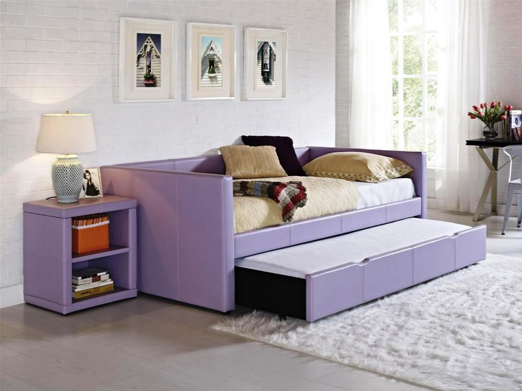 amazing extra long twin daybed homesfeed. Black Bedroom Furniture Sets. Home Design Ideas