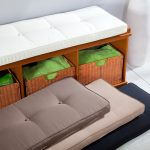indoor bench cushion 36 inches
