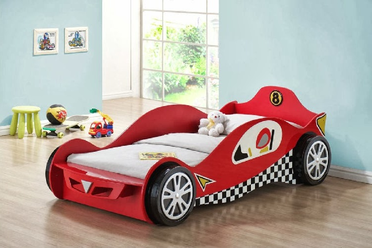 Race Car Bed Twin Lightning Mcqueen Car Bed For My Misa