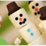 SNowman Christmas Crafts To Make At Home For Kids