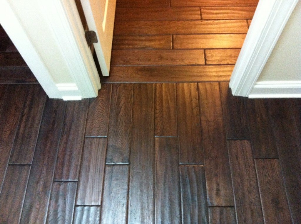 Awesome hardwood floor vs laminate homesfeed for Which laminate flooring