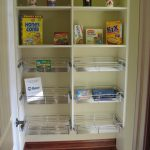 Simple Food Walk In Pantry Shelving Systems