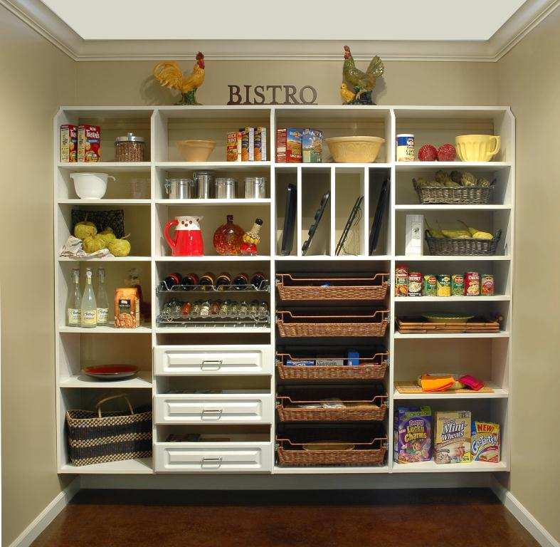 Pantry Shelving Systems Home Decor