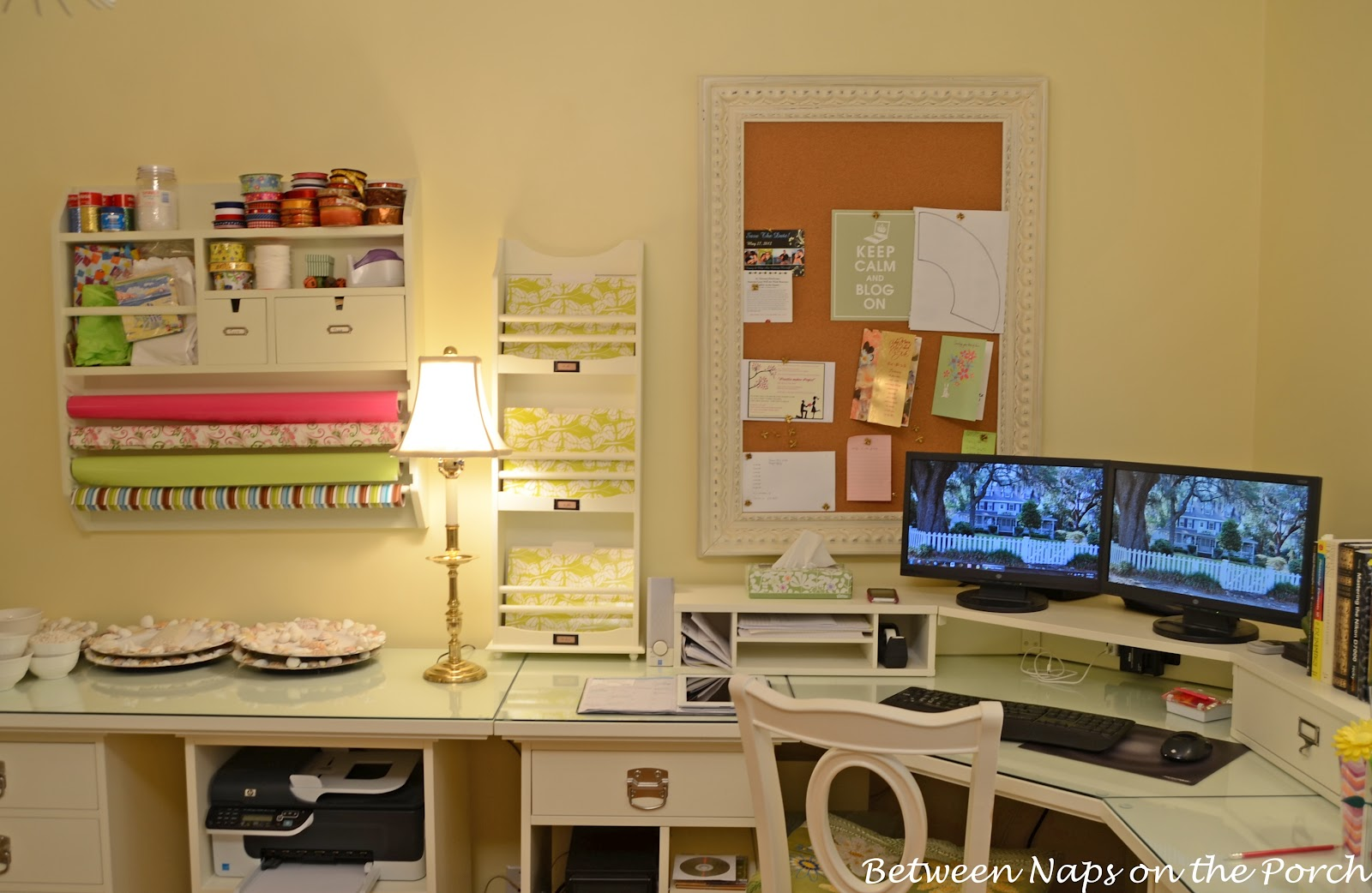organizing a home office. simple wall organizers for home office with white desk chair and table lamp organizing a