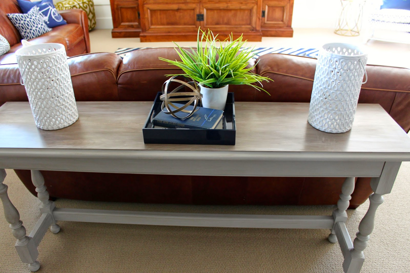 Cool Extra Long Sofa Table - HomesFeed