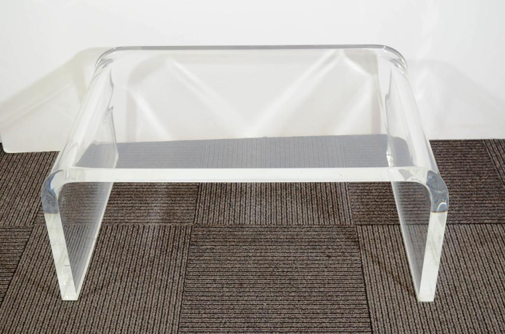 lucite coffee table ikea | idi design