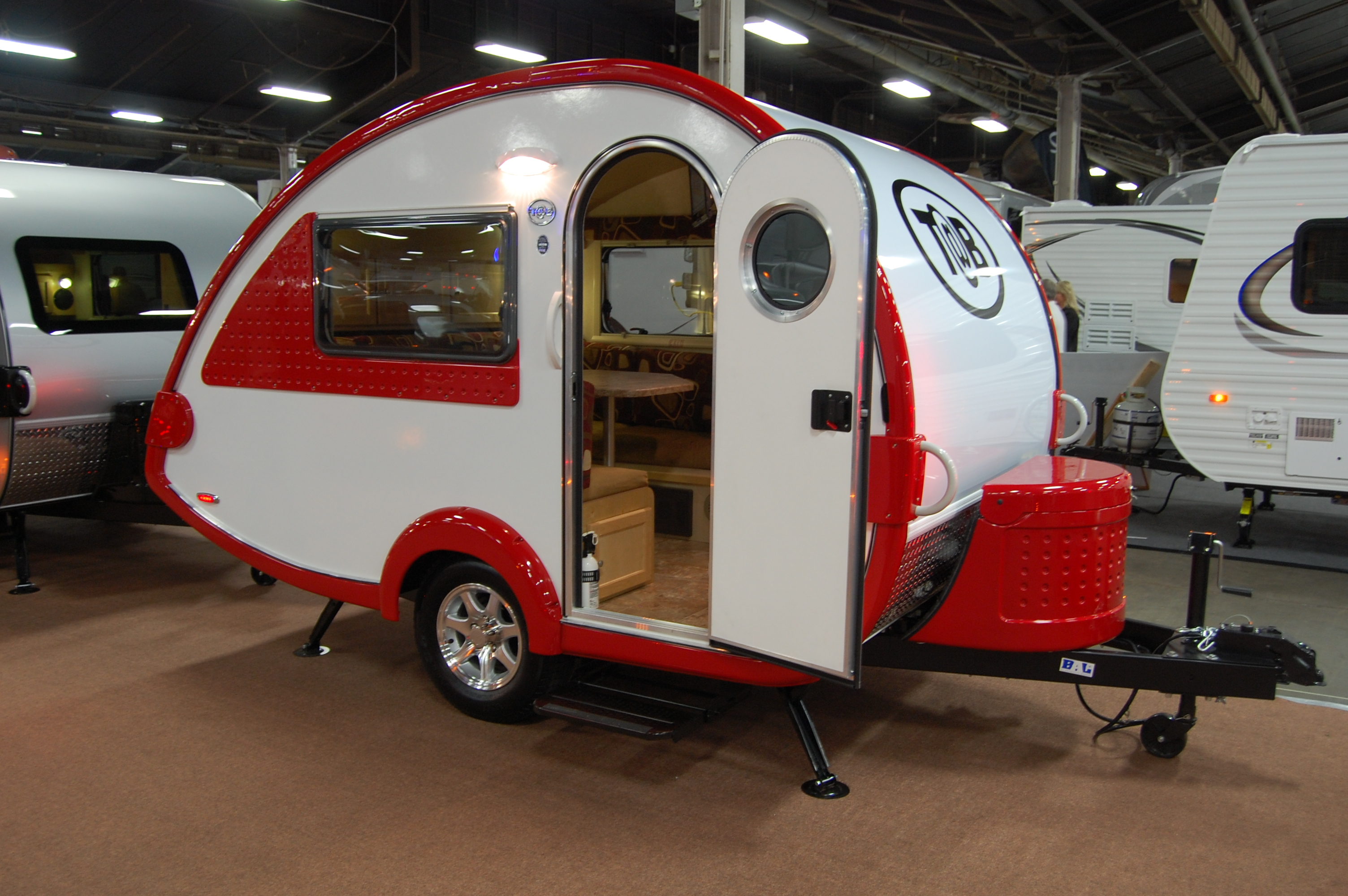Unique Small Travel Trailer Manufacturers Homesfeed