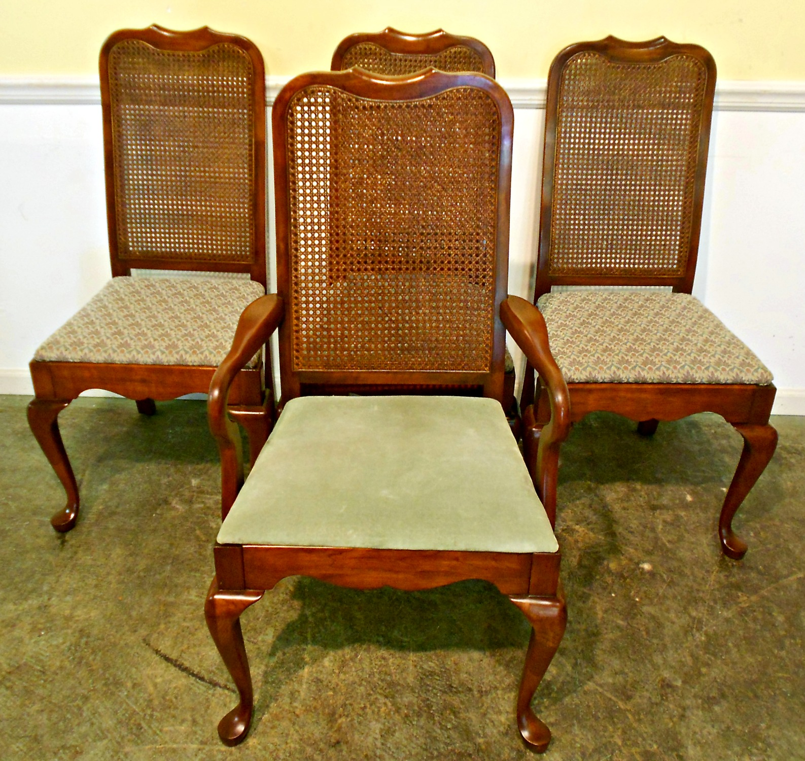 Top 30 antique cane dining room chairs Rattan Dining  : Solid Cane Back Dining Chair from www.animal-coloring-pages.com size 1587 x 1500 jpeg 704kB