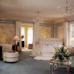 Stylish Old Hollywood Glamour Decor With Luxury Design Style