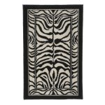 Stylish Pattern Of Cheetah Print Rugs
