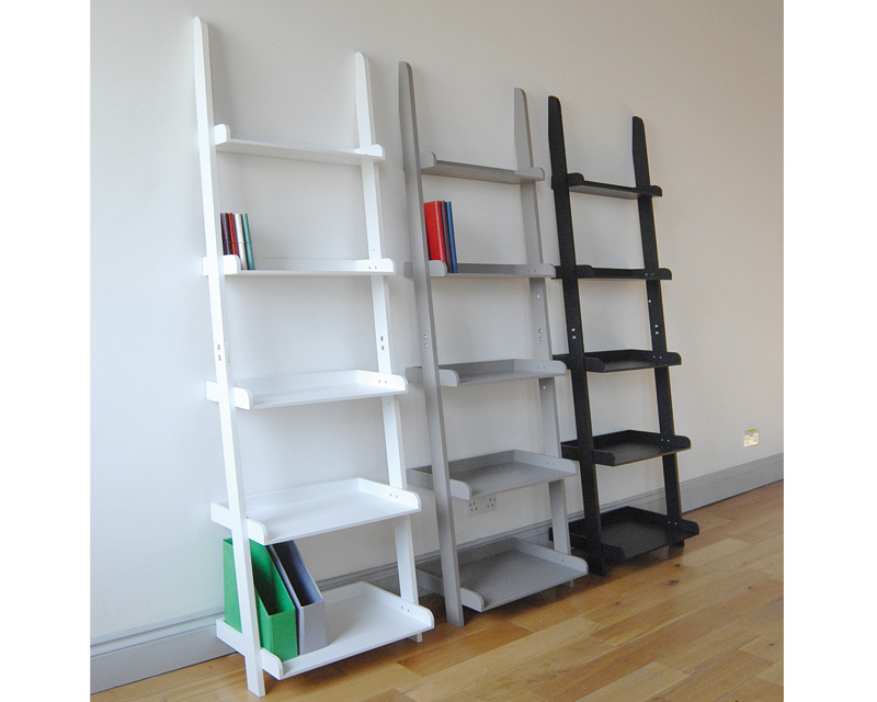 Unique Ladder Shelving Unit – HomesFeed