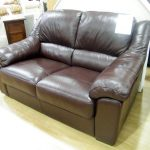Twin Brown Leather HTL Furniture Reviews