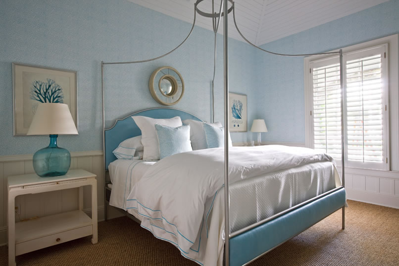 Beachy Bedroom Ideas | HomesFeed