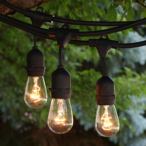 vintage outdoor lighting decorative vintage outdoor string lights idea outdoor string lights ideas homesfeed