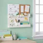 Wall organizer idea for home office