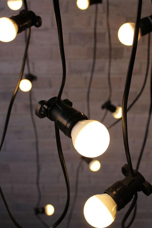 String Lights Outdoor Vintage : Vintage Outdoor String Lights Ideas HomesFeed