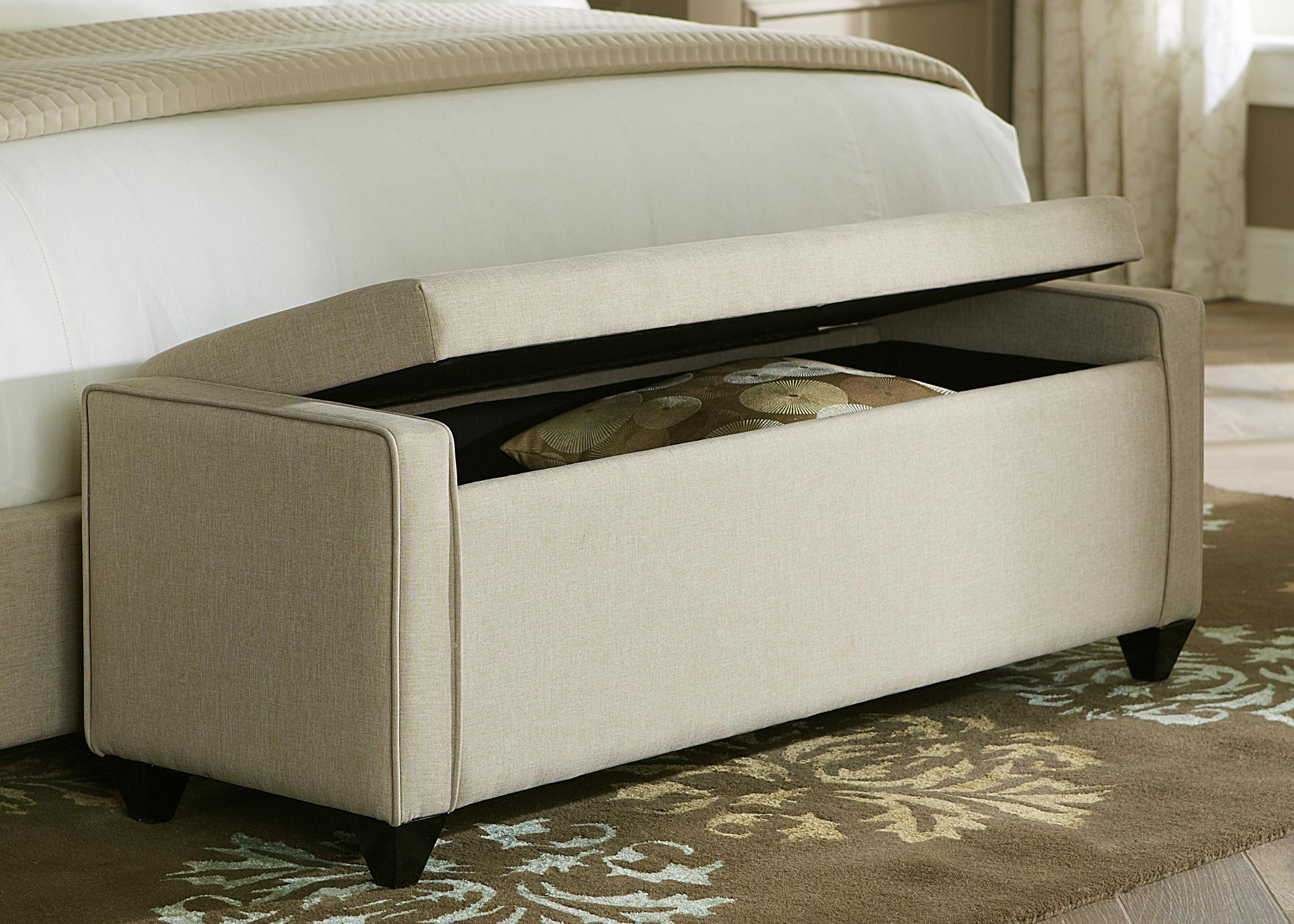 Perfect end of bed storage bench homesfeed Bed bench storage