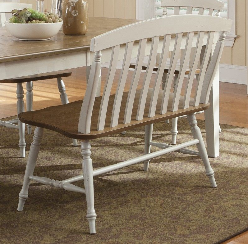 Dining Room Furniture With Bench: Wonderful Dining Room Benches With Backs