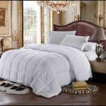 White cal king bed comforter set  idea