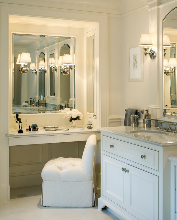 Makeup Vanity Chairs - Home Design Ideas and Pictures
