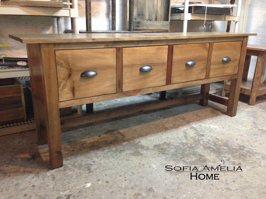 Cool Extra Long Sofa Table