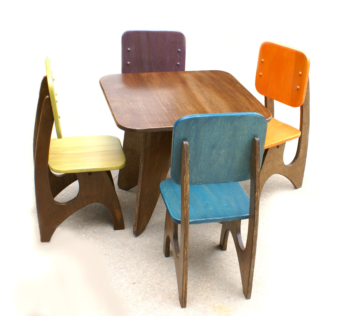 Perfect table and chair set for toddlers homesfeed for Table and chair set
