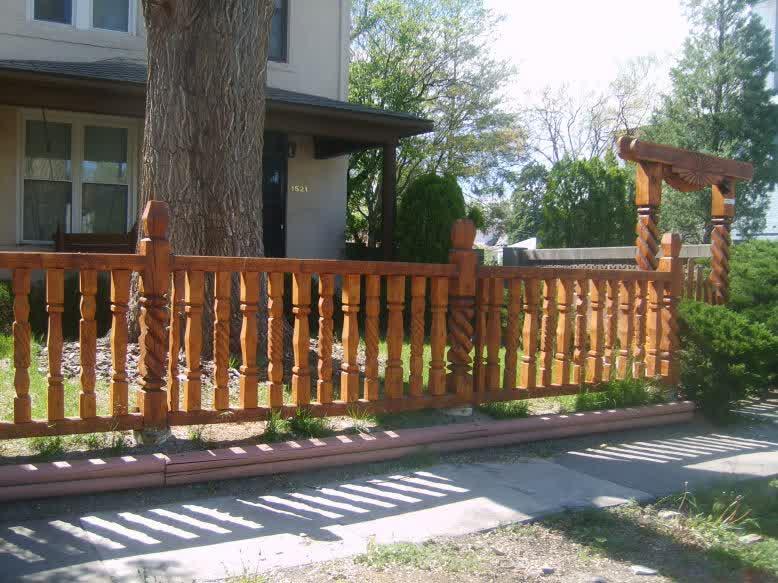 List of decorative fencing ideas homesfeed