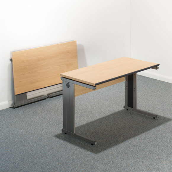 Want to create space availability try these space saving for Fold away nail table