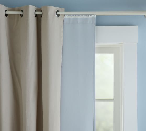 window curtain with blackout curtain liner the use of curtain liner