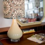 fabric lampshade idea