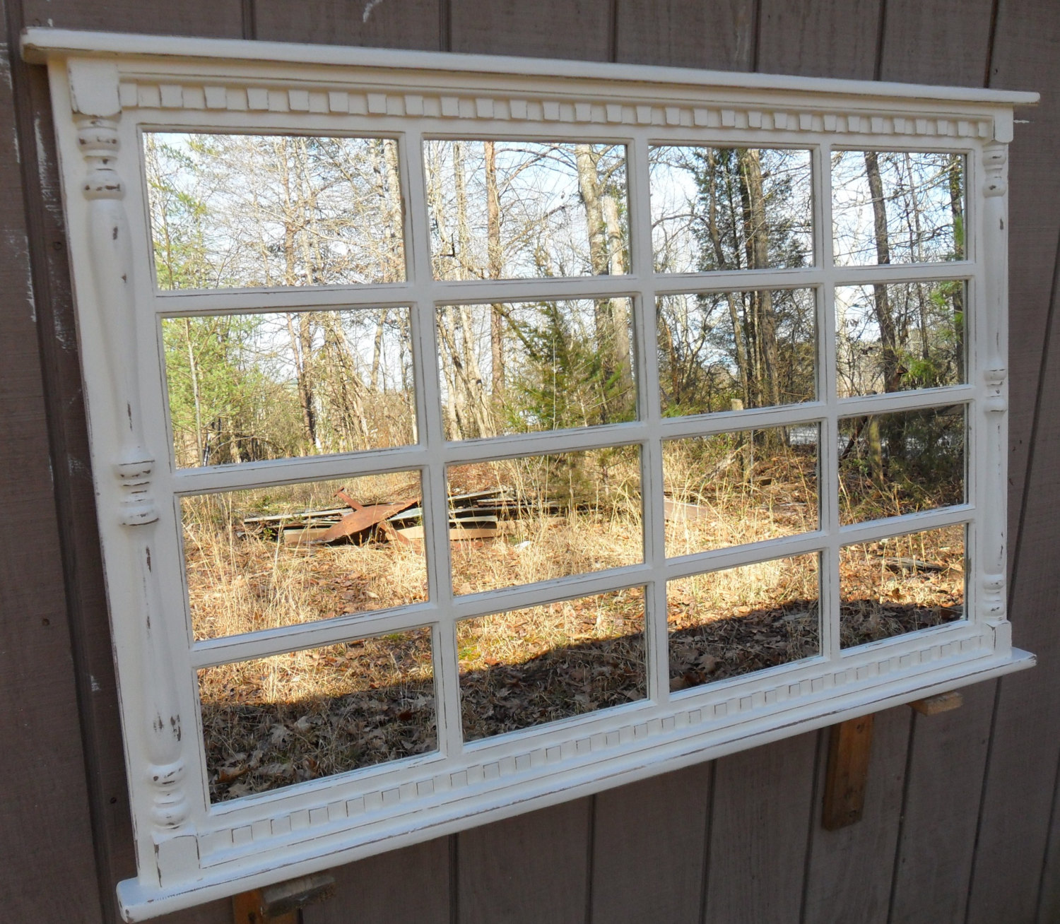 Awesome Window Pane Mirrors HomesFeed