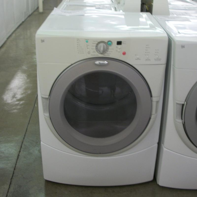 Awesome White Used Apartment Size Washer And Dryer
