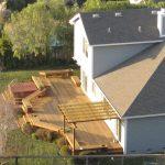 Backyard Large Deck