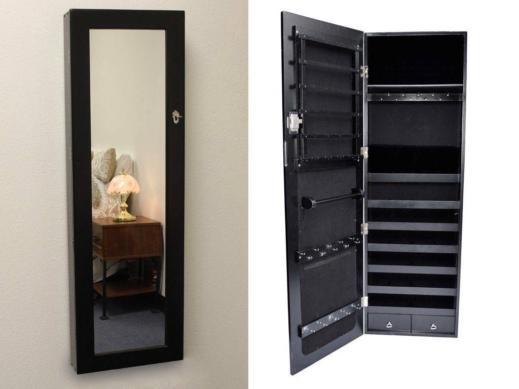 Best Hanging Jewelry Armoire