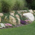 Boulders Large Rocks For Landscaping With Flowers
