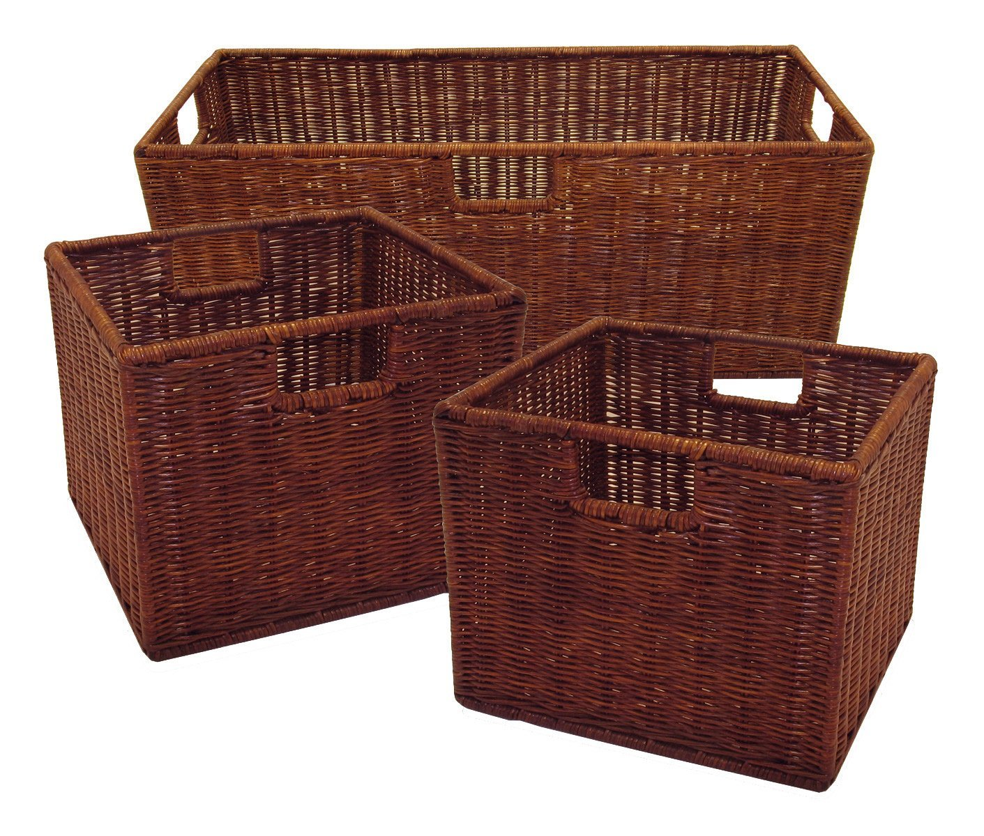 Wonderful extra large storage baskets homesfeed - Diametre panier basket ...