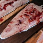Cedar Planks For Grilling With Cherry Glaze And Salmon