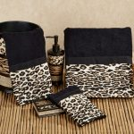 Chetaah Animal Print Bath Towels In Different Size